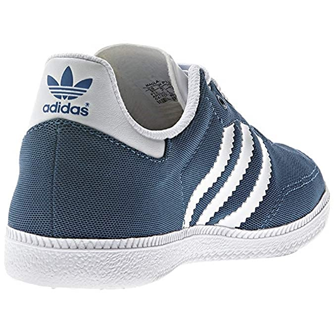 official photos 8de97 aebf7 adidas , Baskets Mode pour garçon Bleu MarineBlanc - - Bleu MarineBlanc,  35 EU Amazon.fr Chaussures et Sacs