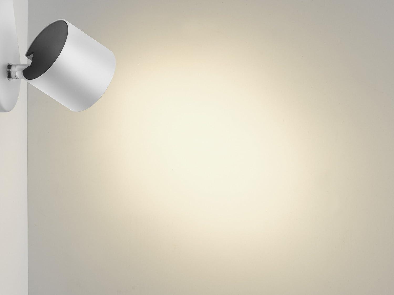 Philips STAR Spots LED Lumi/ère dInt/érieur M/étallique Aluminium