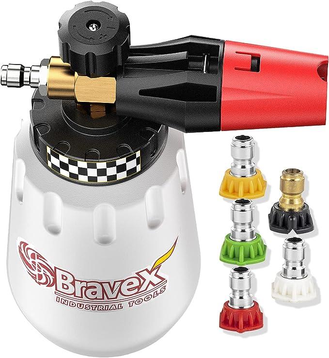 Bravex Foam Dispenser