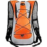 Vanly サイクリングバッグ 超軽量 防水 通気 5L アウトドア 登山 自転車バッグ ジョギング ハイキングリュック 4色選択 男女兼用