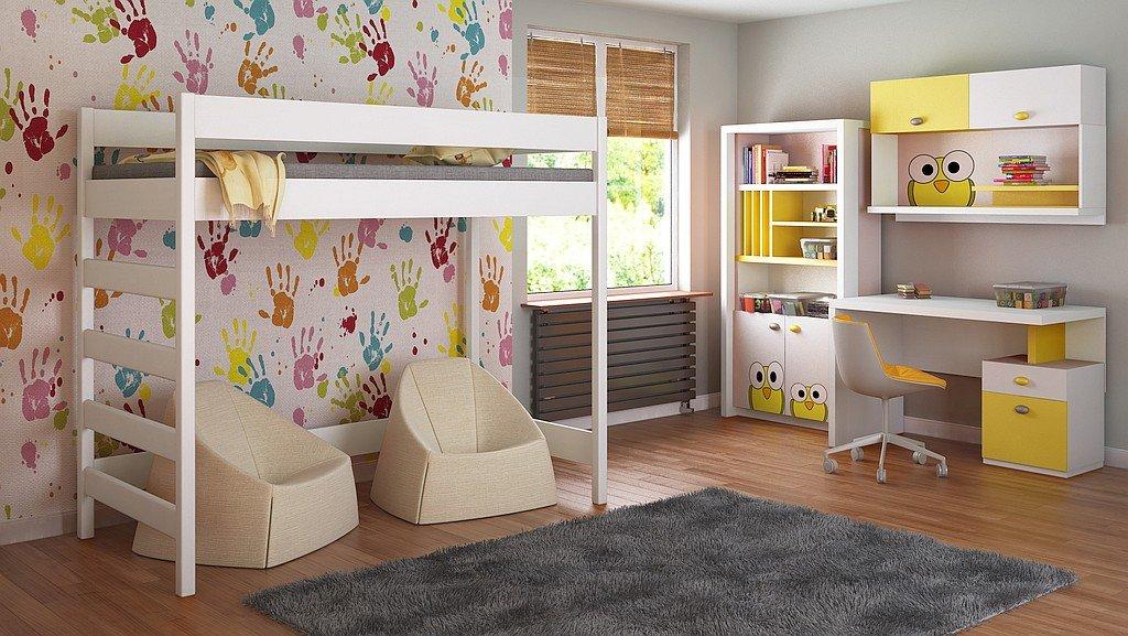 Loft Beds For Kids Children Juniors 140x70 160x80 180x80 180x90 200x90 No