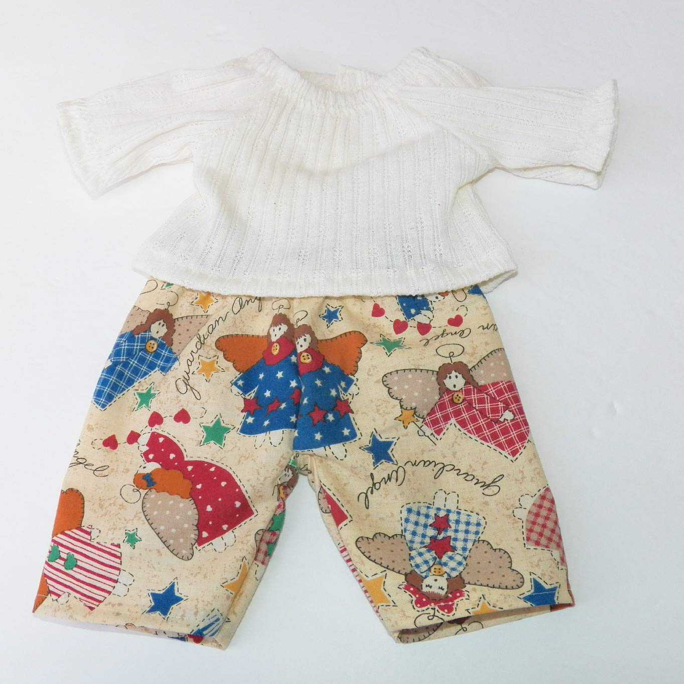 Cabbage Patch Doll Clothes Fits 16 Inch Girl Angel Pants Set