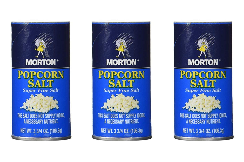 Mortons Salt Popcorn, 3.75 oz (3 Pack)