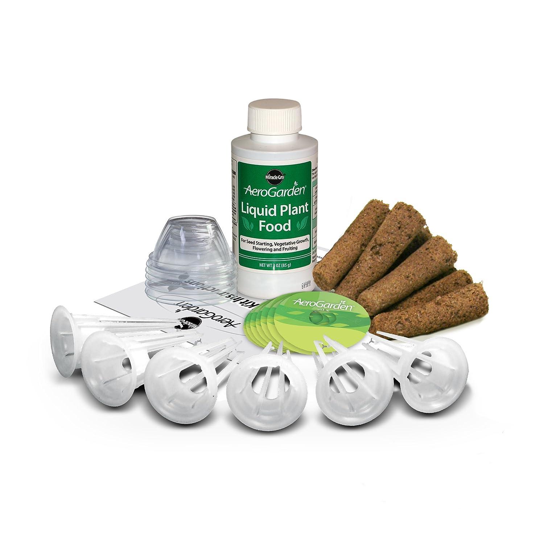 AeroGarden Kit cápsulas de semillas cápsulas