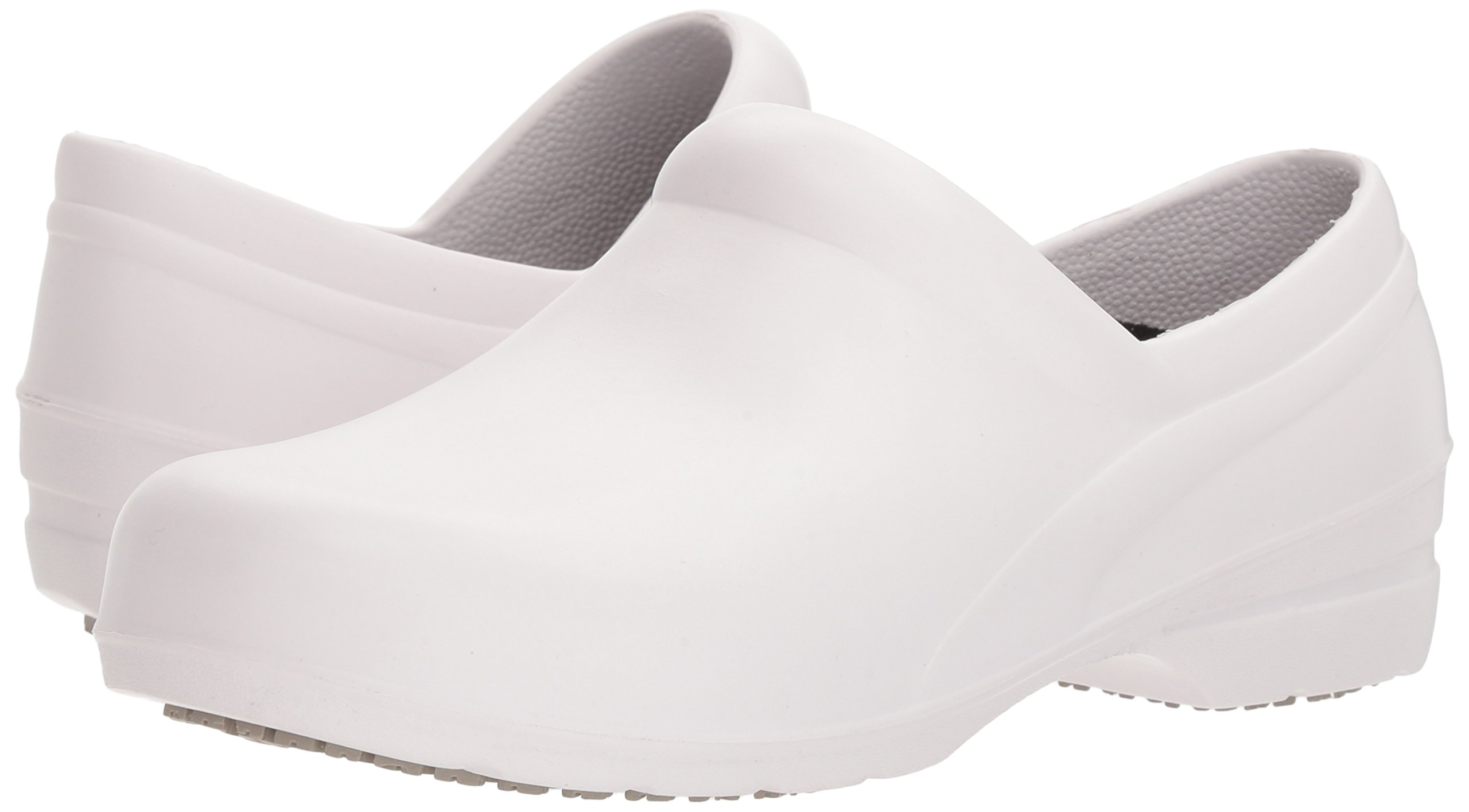 Easy Works Women's Kris Health Care Professional Shoe, White, 7 M US by Easy Works (Image #5)