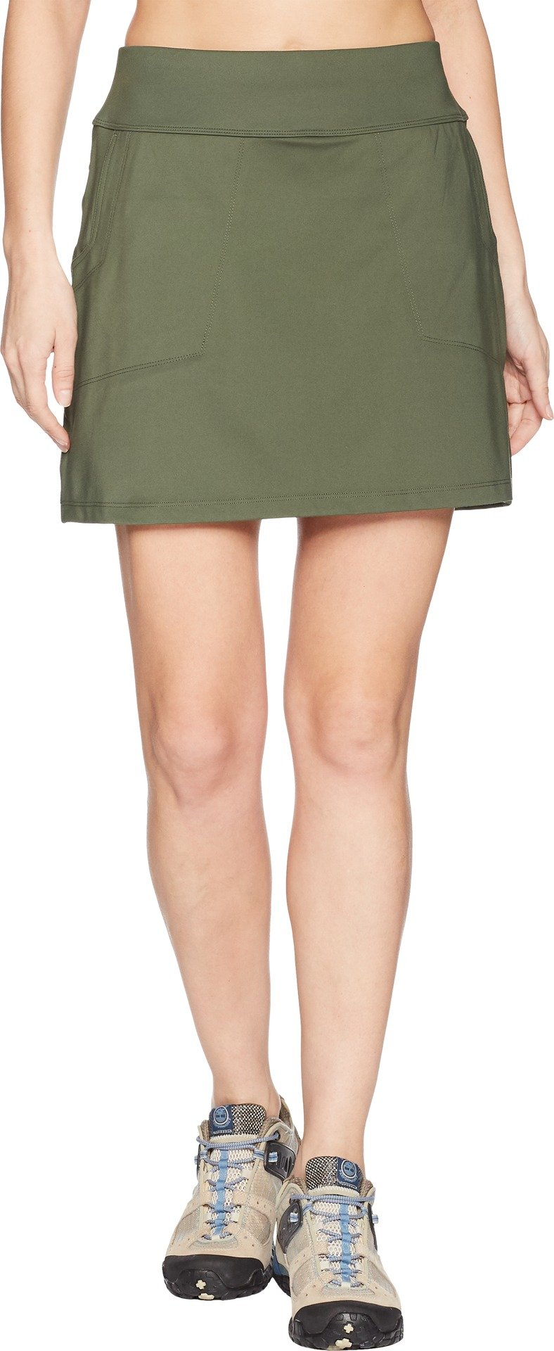 Royal Robbins Women's Jammer Knit Skort, Bayleaf, Small by Royal Robbins