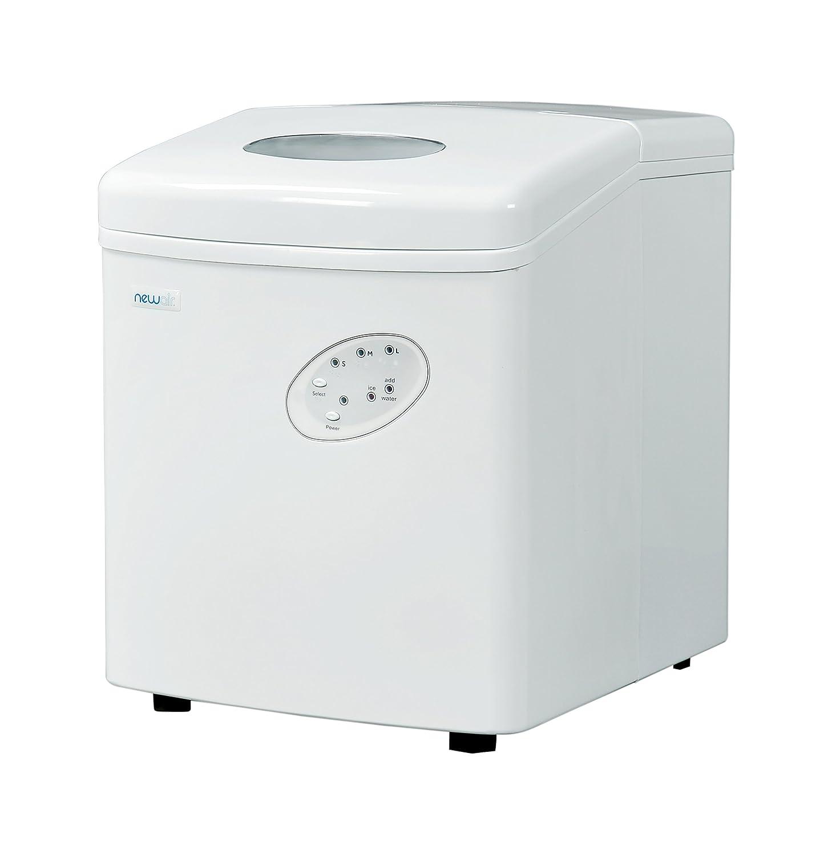NewAir AI-100W Ice Maker 28 Pound White