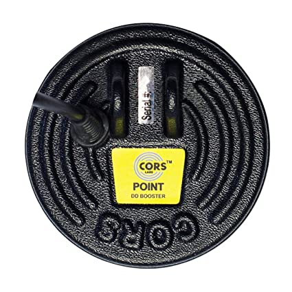 "Amazon.com: CORS Point 5"" DD Search Coil for Fisher F2 & F4 Metal Detector with Cover: Garden & Outdoor"