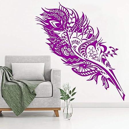 Zaosan Tatuajes de Pared Dormitorio Decoración para el hogar ...
