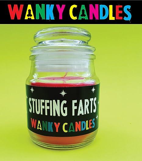 Cinnamon C**t WANKY CANDLES Rude Funny Novelty Christmas Gift