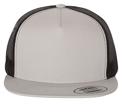 a3da8eaedb5 Yupoong Classic Two Tone Trucker Snapback Hat - 6006 by Flexfit (One Size