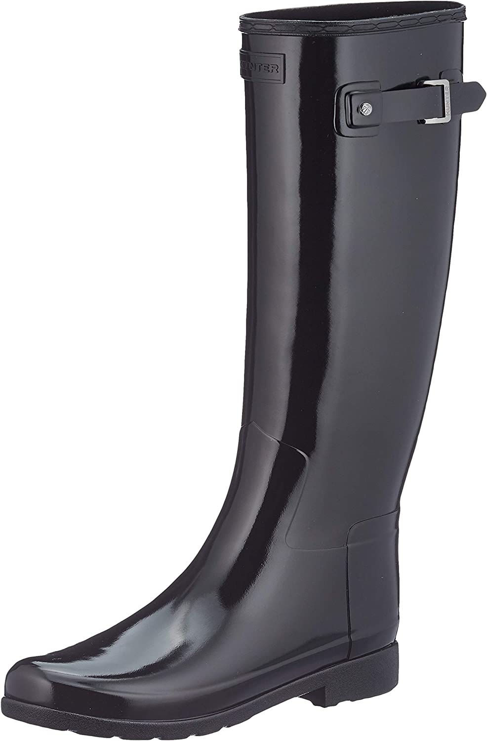 Refined Back Adjustable Boots
