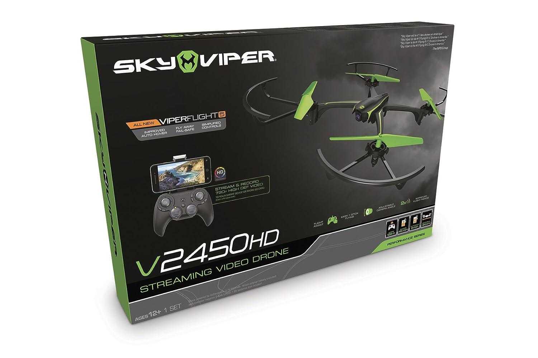 GOLIATH 229.339,1 cm Sky Viper HD video streaming drone
