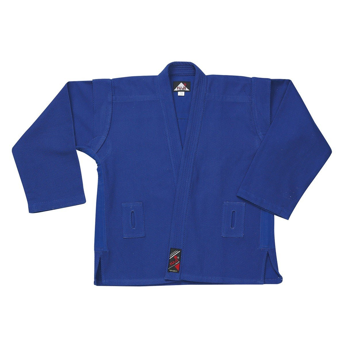 Fuji kurka//Sambo Chaqueta Azul Mae