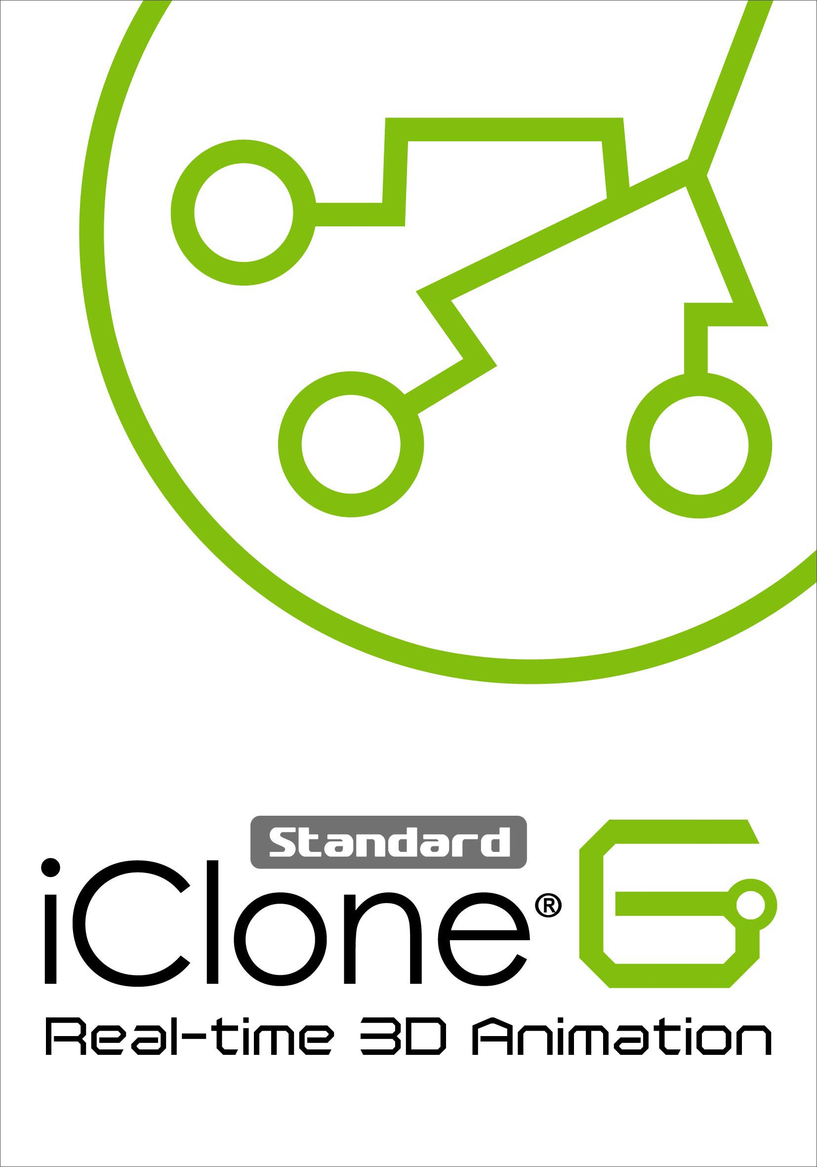 iClone 6 Standard [Download] by Reallusion