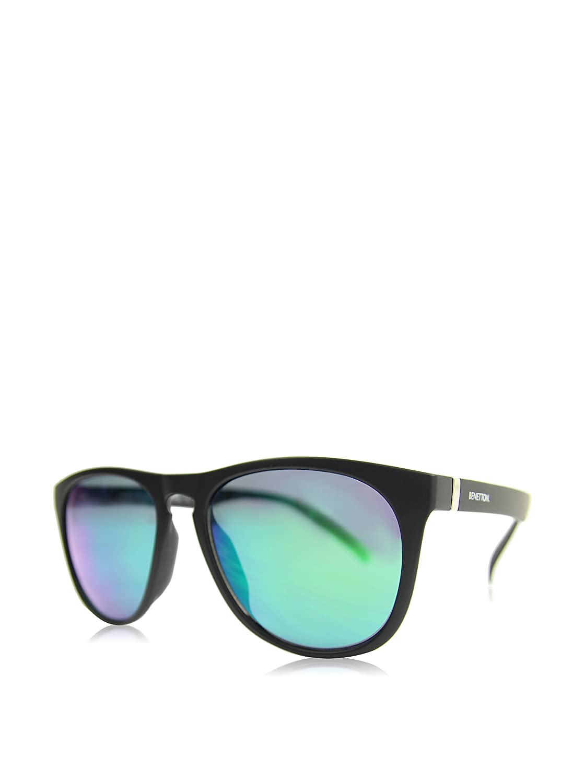 BENETTON Gafas de Sol 953S-01 (55 mm) Negro: Amazon.es ...