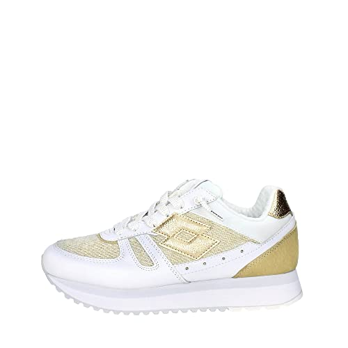 half off c938a 9e0cb LOTTO scarpe donna sneakers basse S8906 TOKYO WEDGE W  MainApps  Amazon.it   Scarpe e borse