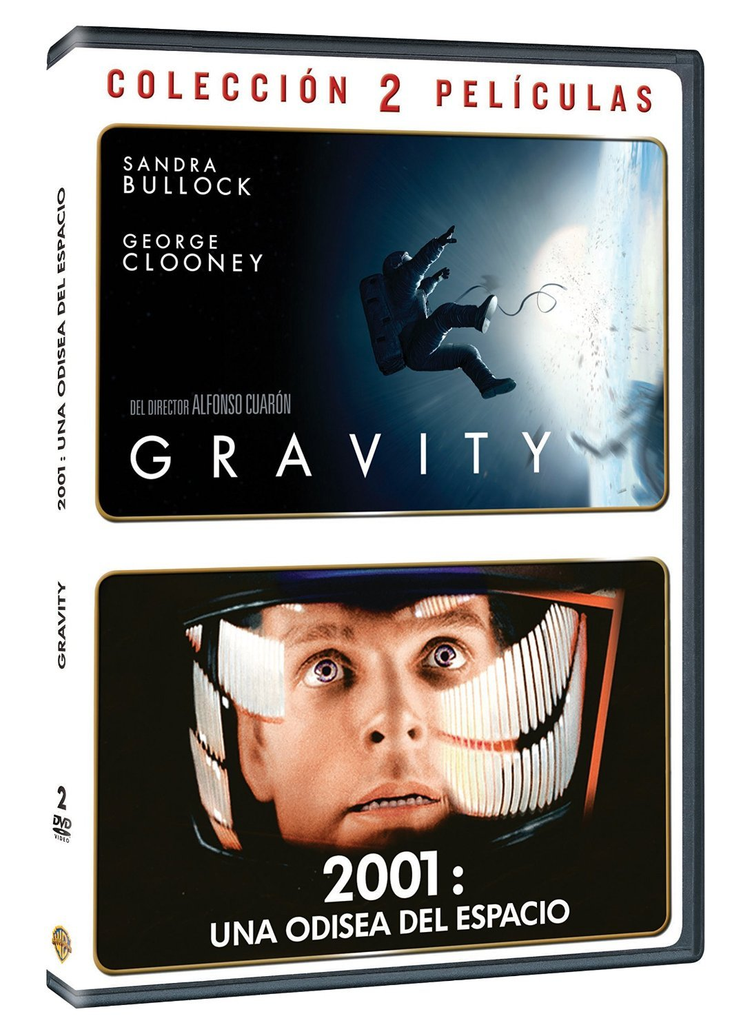 Pack Gravity + 2001: Odisea Del Espacio [DVD]: Amazon.es: Sandra ...