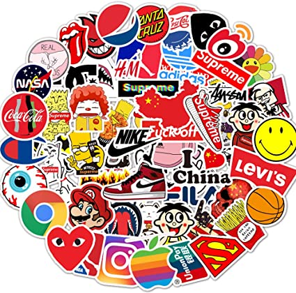 US SELLER 20 Decoration Stickers cool sticker lot for computer car