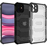 Restoo iPhone 11 Case,Anti-Slip Hard Armor ShockproofCase with Full Body Rugged Heavy Duty Protection for iPhone11 6.1 inch