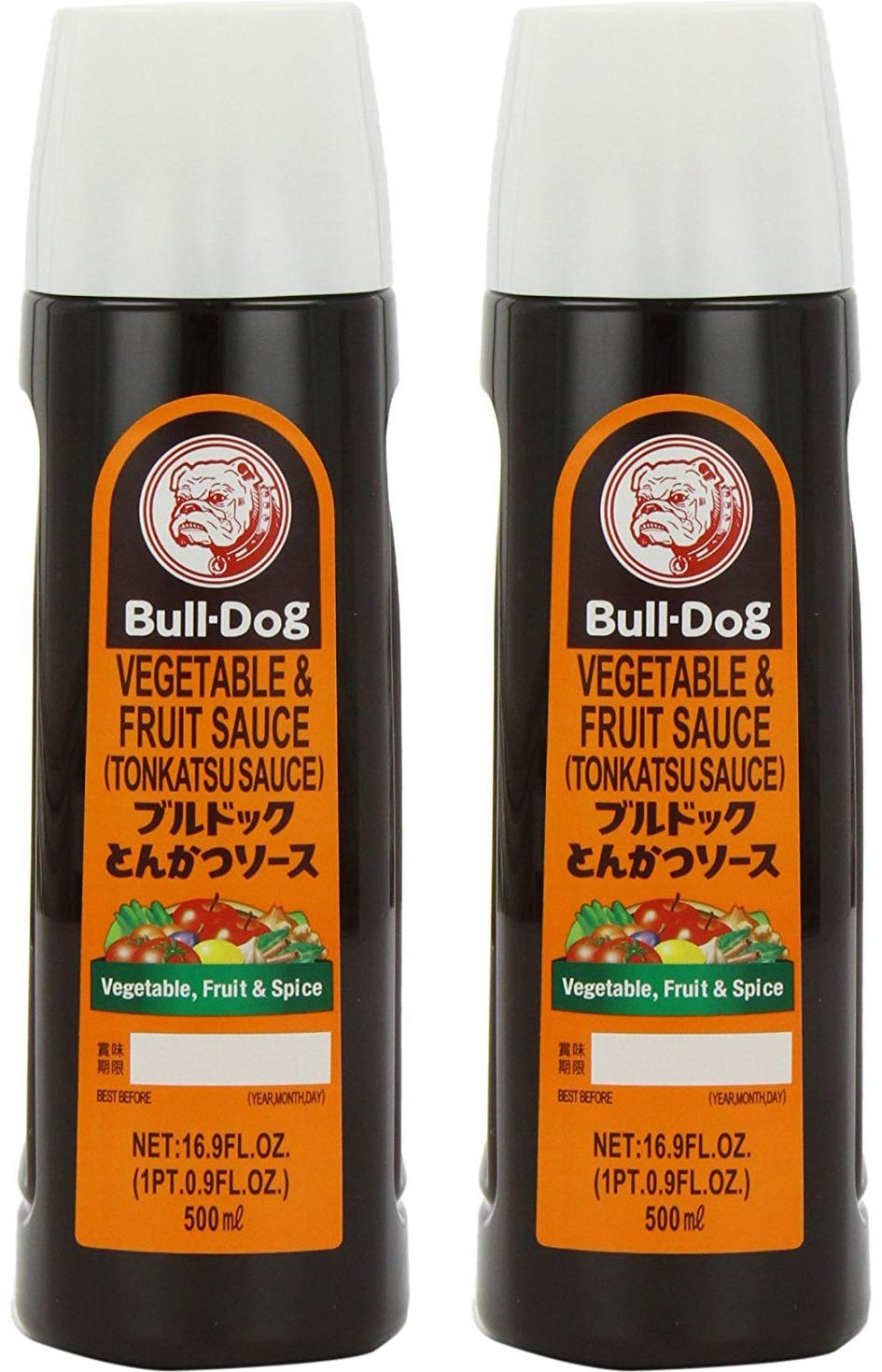 Bulldog Sauce Steak Tonkatsu Amazon Com Grocery Gourmet Food