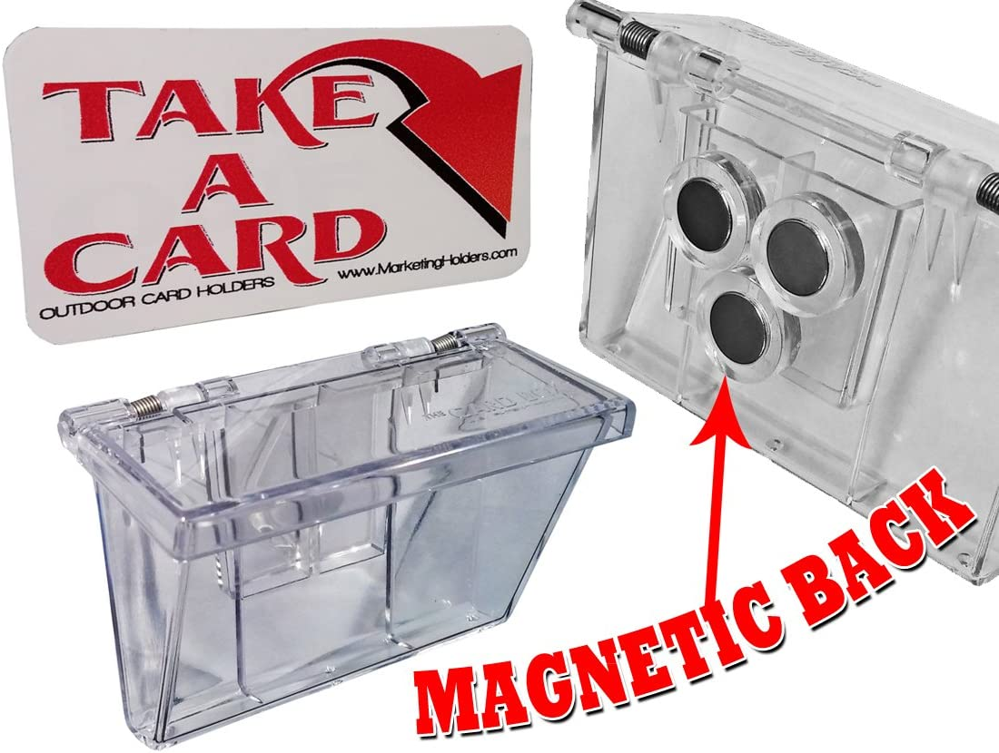 business card wallet Business & Industrial Magnetic Vehicle ...