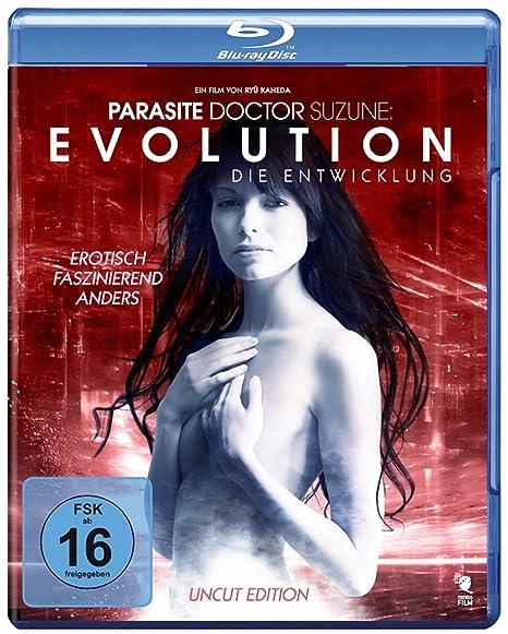 Parasite Doctor Suzune Evolution Die Entwicklung Uncut Blu Ray