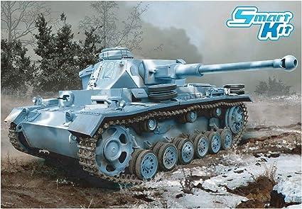 Tamiya 35290 1//35 Tank Model Kit German Panzerkampfwagen Pz.kpfw.III Ausf.N