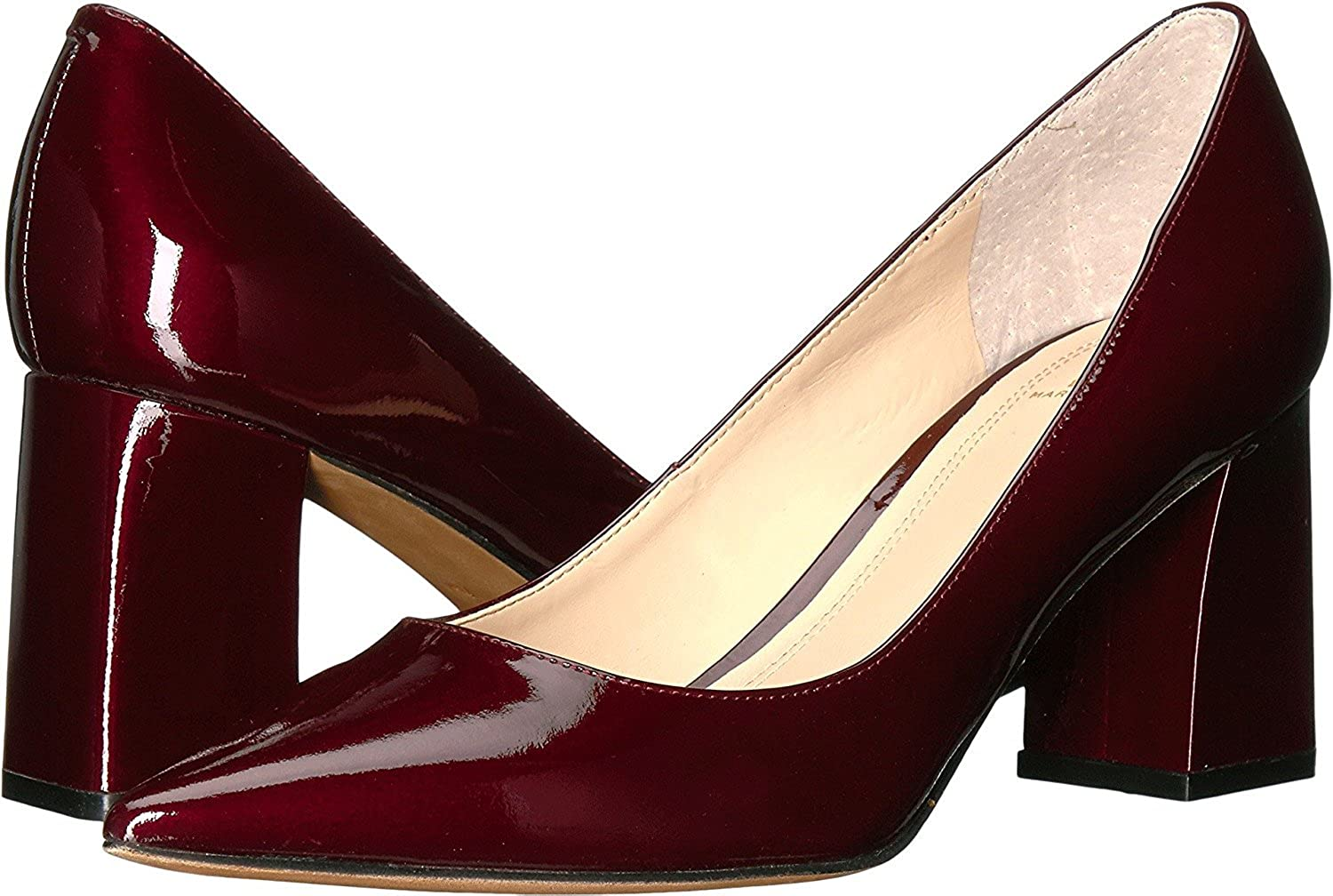 Marc Fisher Womens Zala Pointed Toe Classic Pumps, Red, Size 9.0 B01N9WFWK6 Parent