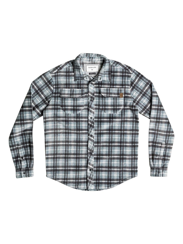 Herren Hemd lang Quiksilver Surf Days Shirt LS