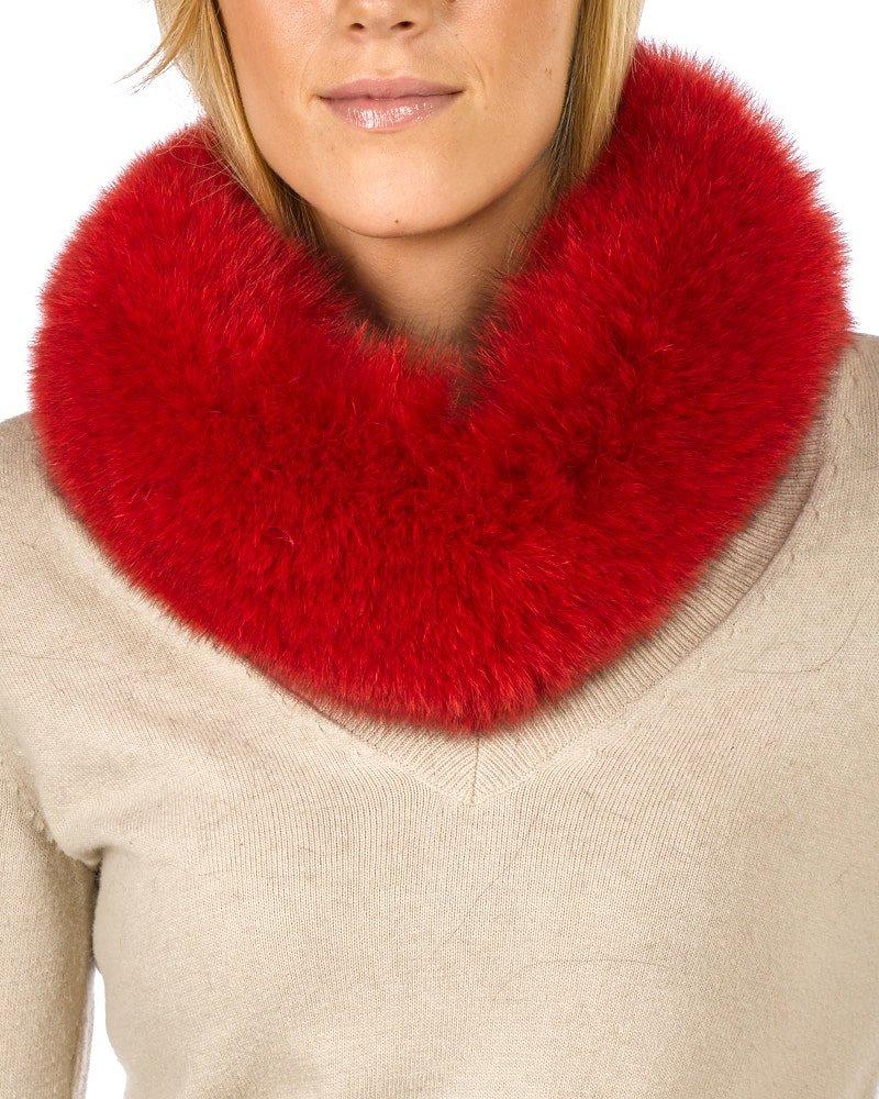 Frr Red Fox Fur Headband by frr (Image #2)