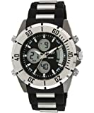 Ego by Maxima Analog Silver Dial Men's Watch - E-35103PAAN