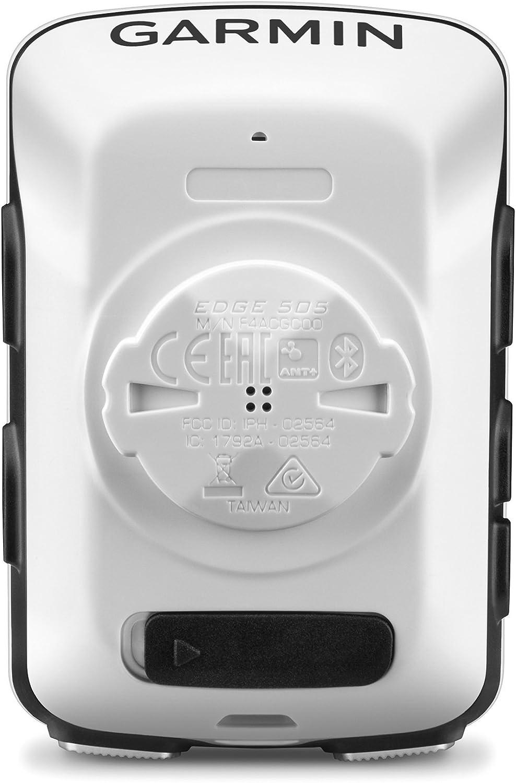 Garmin Edge 520 Pack - Ciclocomputador con GPS, incluye monitor de frecuencia cardiaca, sensores de cadencia y velocidad, negro: Amazon.es: Deportes y aire libre