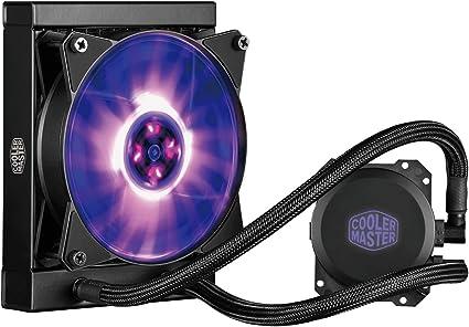 Cooler Master MasterLiquid ML120L RGB Refrigeración a Liquido CPU ...