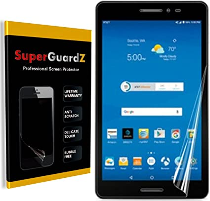 2016 /& 2017 3X SuperGuardZ® Clear Screen Protector Guard For iPad Pro 12.9