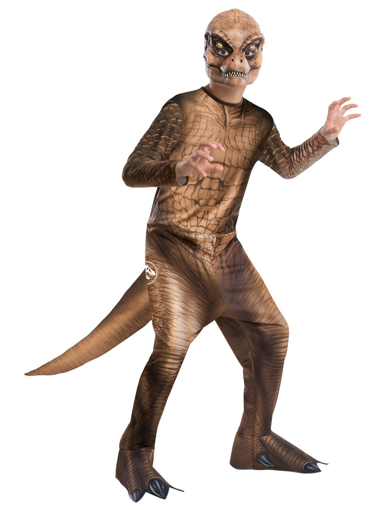 Jurassic World - Child T Rex Costume - Medium by Rubie's