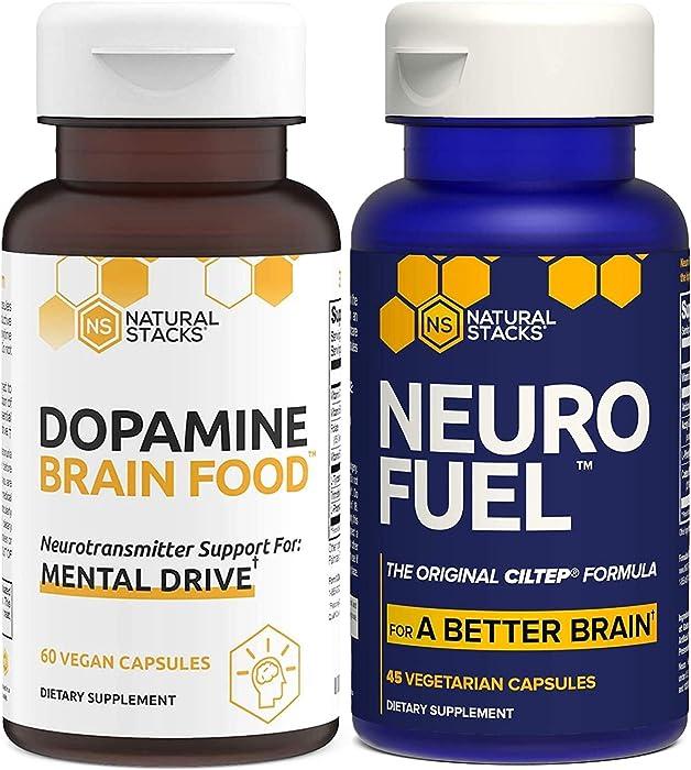 Top 10 Dopamine Brain Food Supplement