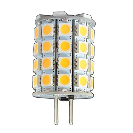 Amazon.com: pb-versand G6,35/GY6,35 LED 6 W 49 x 5050 SMD ...