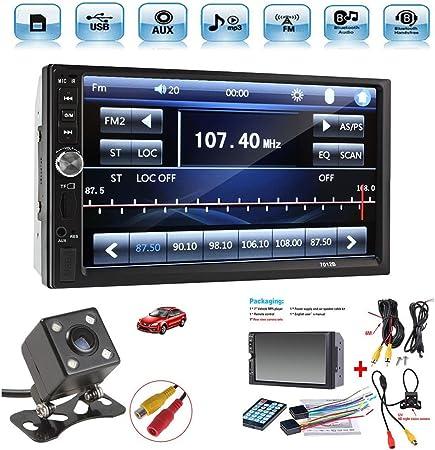 Doppel Din 17 8 Cm Touch Screen Tft Monitor Auto Elektronik