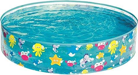 Bestway 55028 - Piscina Infantil Fill N Fun Sparkling Sea 122x25 ...