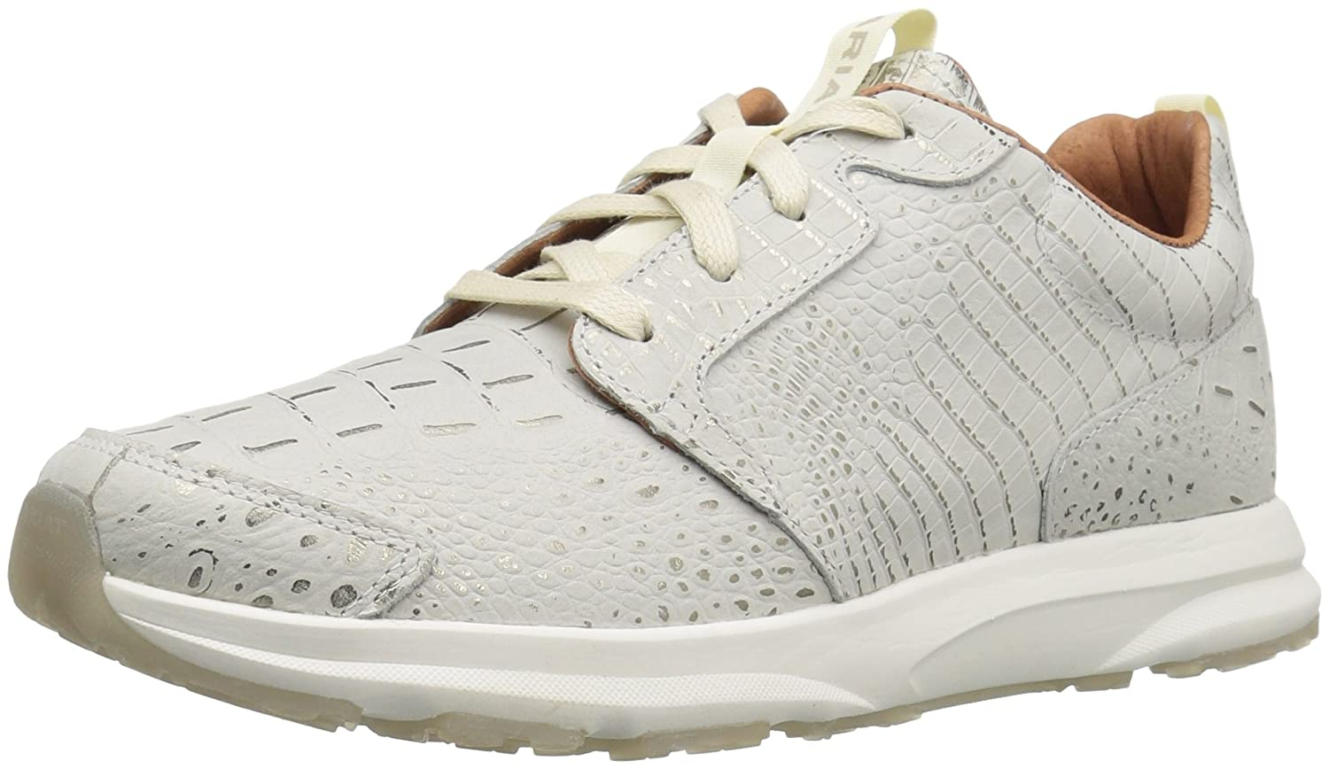 Ariat Women's Fusion Athletic Shoe B01C3AN05G 7 B(M) US|Electric Crocodile