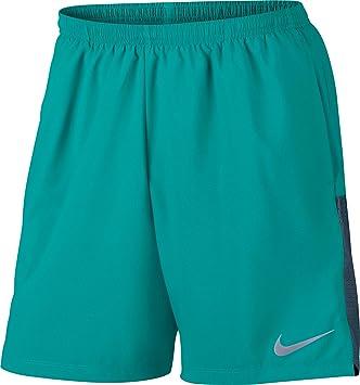 "Nike Hombres de 7 ""Flex Challenger Short (Turbo Verde, ..."