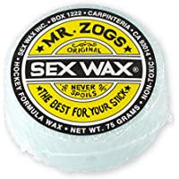 Sex Wax Hockey Stick Wax (Blue/Pineapple)