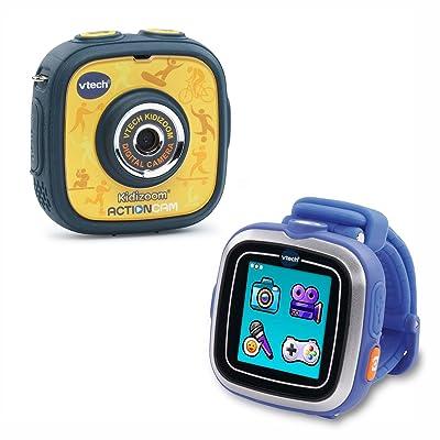 Vtech Kidizoom Action Cam Smart Watch Bundle: Toys & Games