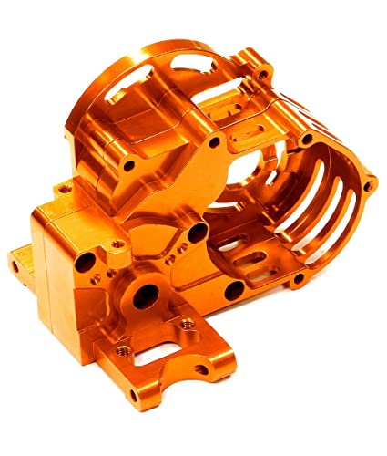 Integy RC Model Hop-ups T7879GREEN IFA Billet Machined Gear Box for Traxxas 1//10 Slash 2WD