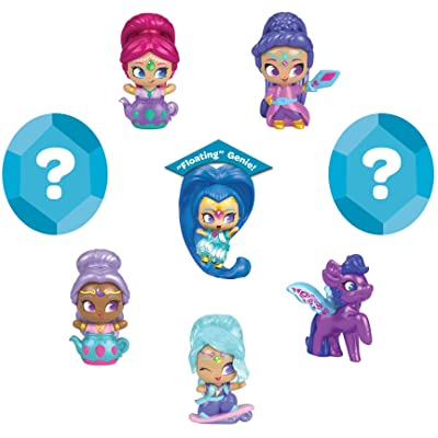 Fisher-Price Nickelodeon Shimmer & Shine, Teenie Genies - Season 4 Multipack 12: Toys & Games