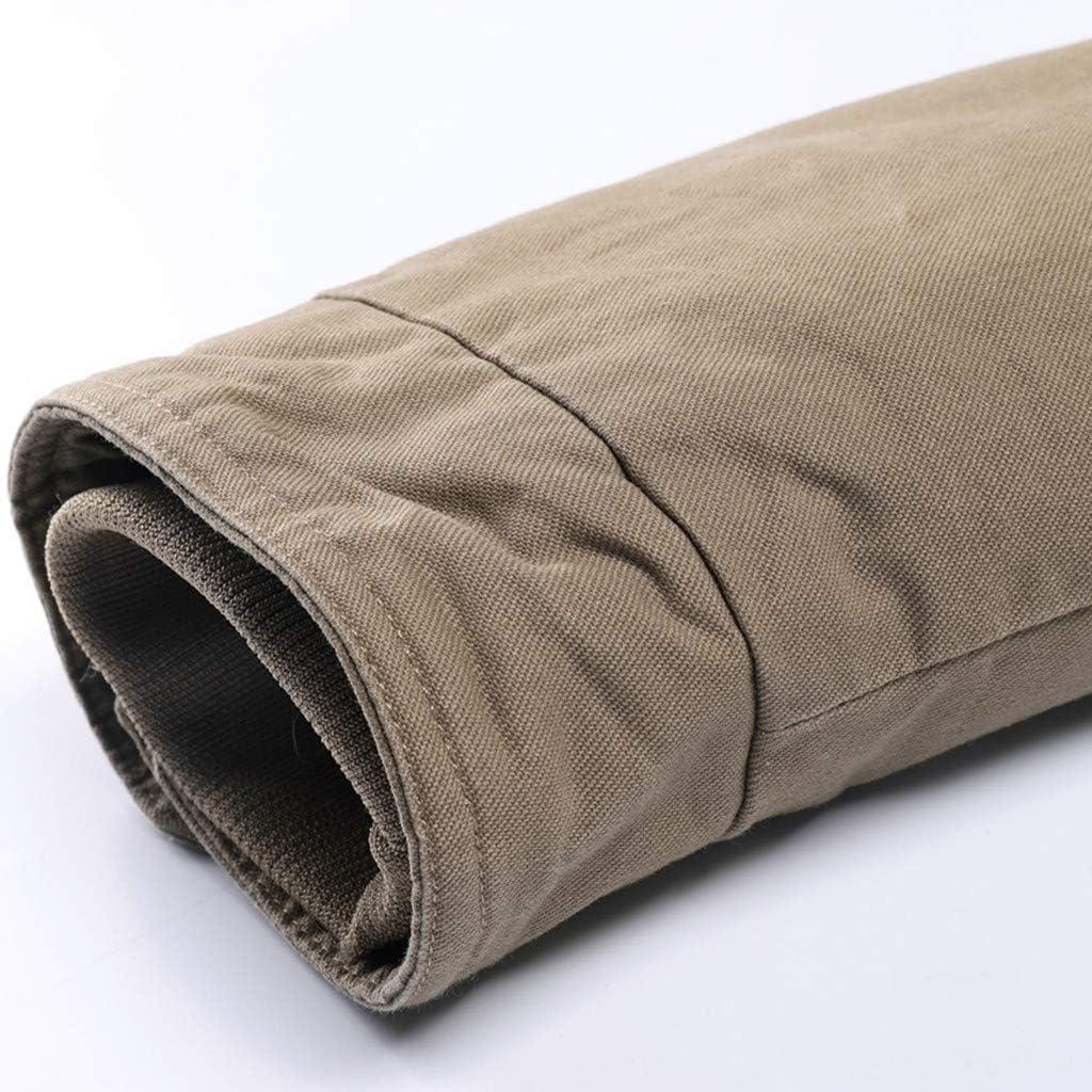 KUDICO Mens Heavyweight Jacket Winter Super Warm Thickened Cotton Coat Medium Long Hooded Overcoat Outerwear