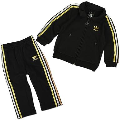 adidas Kinder Trainingsanzug I AC FB TS OLYM