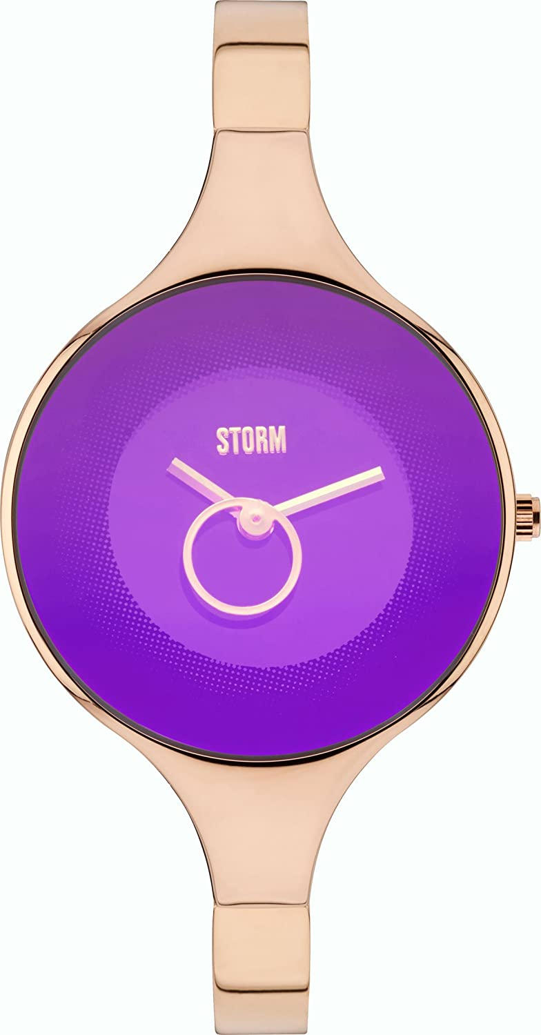 Storm London OLA 47272-P Damenarmbanduhr Design Highlight