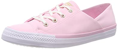 d02993d3430 Image Unavailable. Image not available for. Color  Converse Women s Chuck  Taylor All Star Coral Ox Cherry Blossom Cherry ...